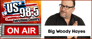 Big Woody Hayes | 10am-3pm